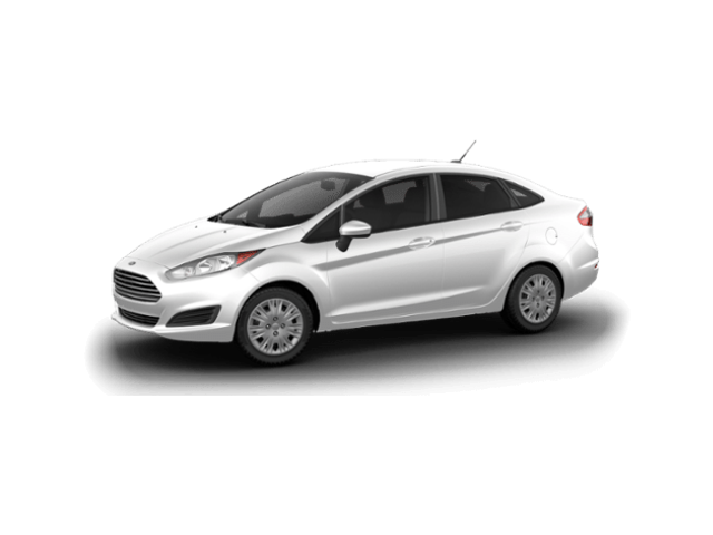 2018 Ford Fiesta S Car